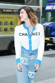 Bella Thorne - Outside SiriusXM in New York