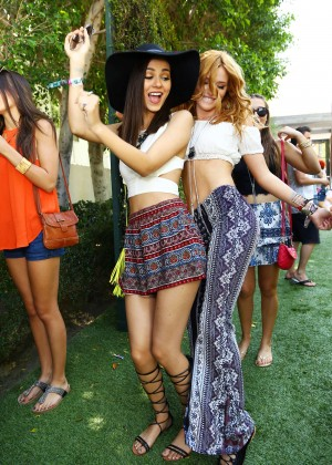 Bella Thorne - People StyleWatch & REVOLVE Fashion and Festival Event in Palm Springs