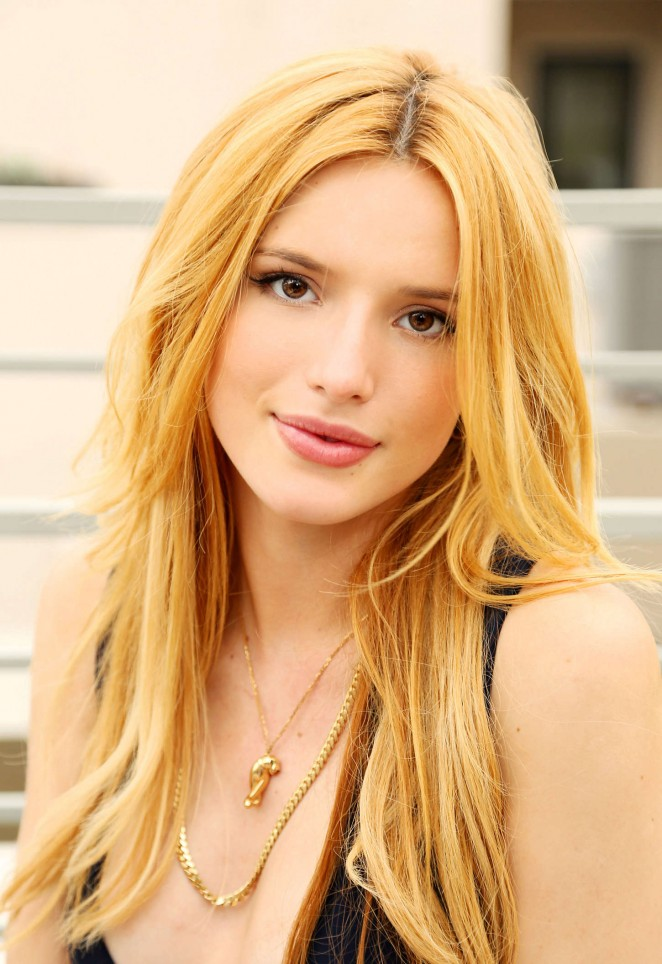 Bella Thorne - 'Perfect High' Portraits by Sara Jaye Weiss in LA