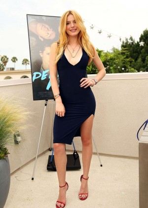 Bella Thorne - 'Perfect High' Premiere and Periscope Party in LA