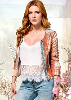 Bella Thorne - 'Miss Me' Campaign Spring/Summer 2016