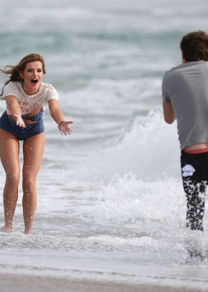 Bella Thorne Hot Photoshoot 2016 -18