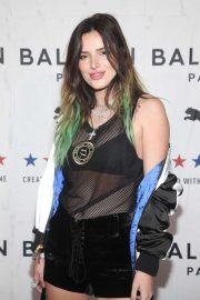 Bella Thorne - PUMA x Balmain Launch Event in Los Angeles