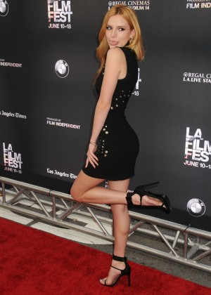 Bella Thorne - 'Scream' Premiere at 2015 LA Film Festival