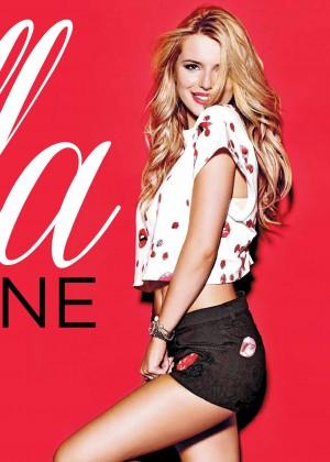 Bella Thorne - Seventeen Mexico 2016