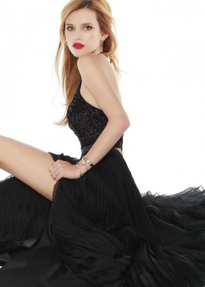 Bella Thorne - Sherri Hill Outtakes 2015 adds