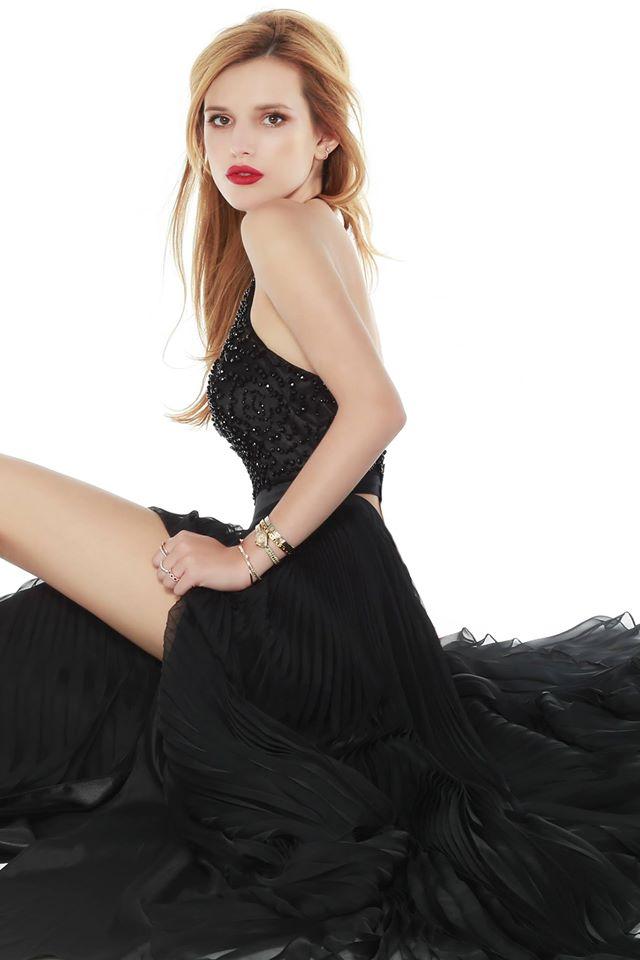 Bella Thorne - Sherri Hill Outtakes 2015 adds