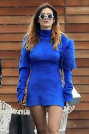 Bella Thorne - Shopping at Maxfield in Los Angeles