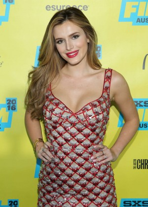 Bella Thorne - 'Shovel Buddies' Premiere at 2016 SXSW in Austin