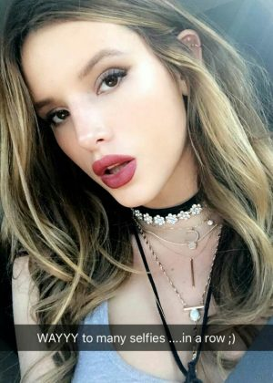 Bella Thorne: Social Media -28