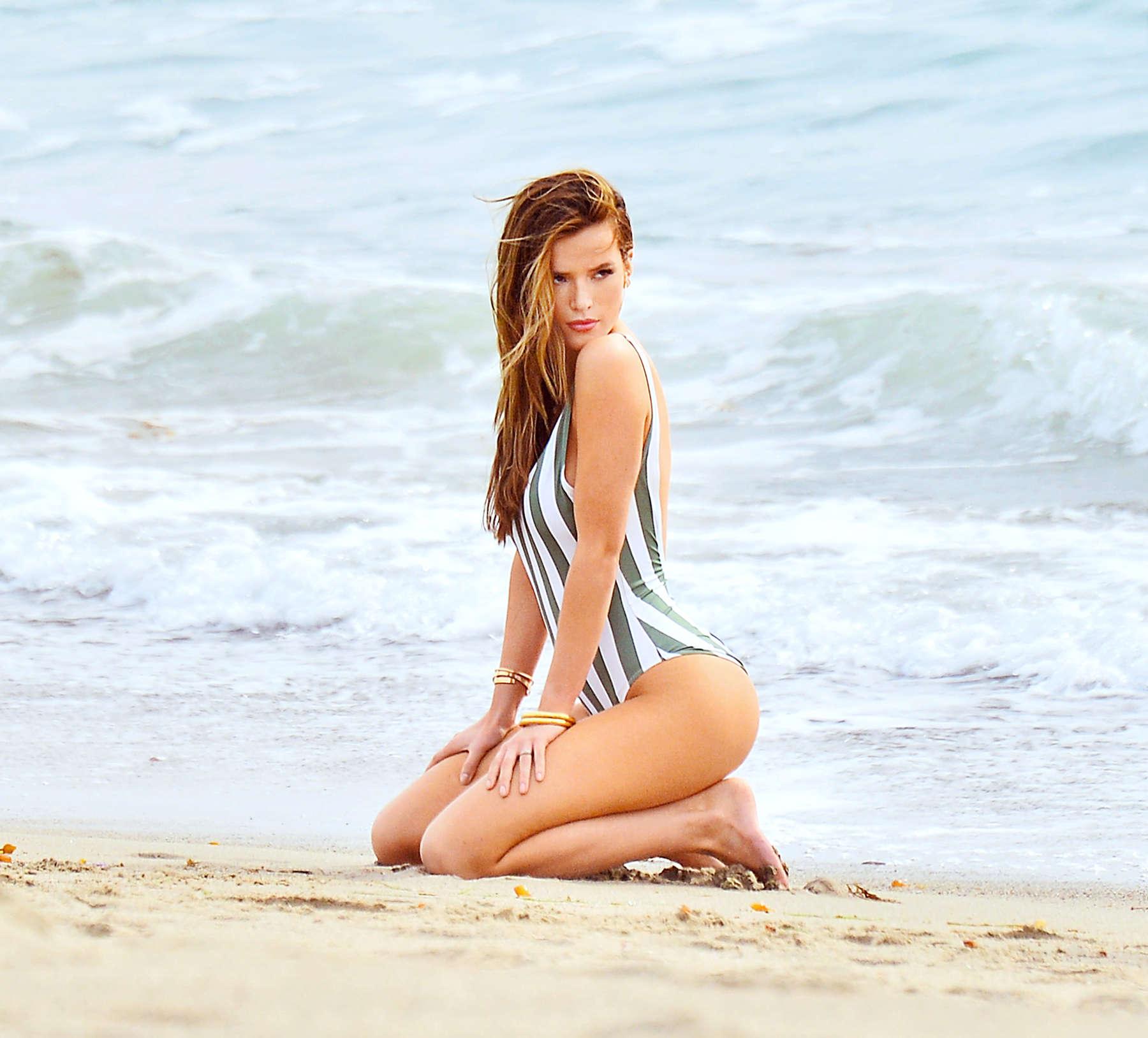 Bella Thorne 2016 : Bella Thorne: Swimsuit Photoshoot 2016 -02