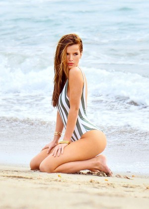 Bella Thorne: Swimsuit Photoshoot 2016 -06