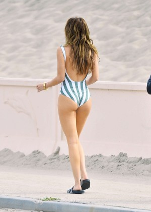 Bella Thorne: Swimsuit Photoshoot 2016 -07