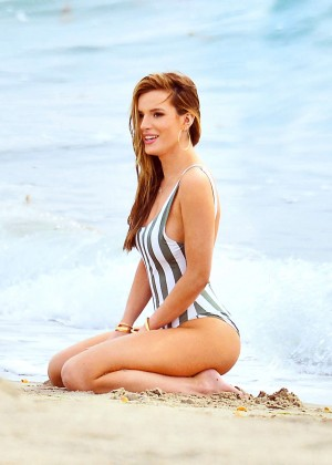Bella Thorne: Swimsuit Photoshoot 2016 -27