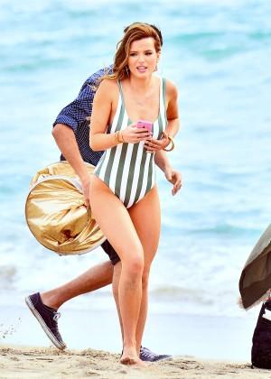 Bella Thorne: Swimsuit Photoshoot 2016 -28