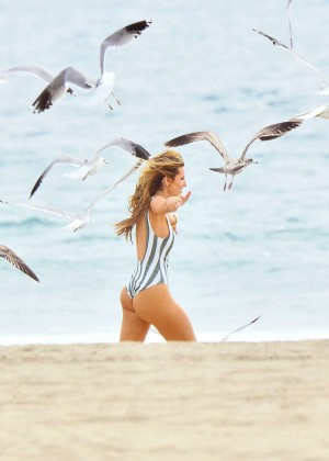 Bella Thorne: Swimsuit Photoshoot 2016 -35