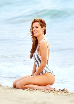 Bella Thorne: Swimsuit Photoshoot 2016 -39