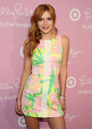 Bella Thorne - Target Launch Event in NY