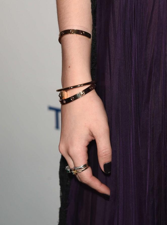 Bella Thorne 2016 : Bella Thorne: The Art of Elysium 2016 HEAVEN Gala -12