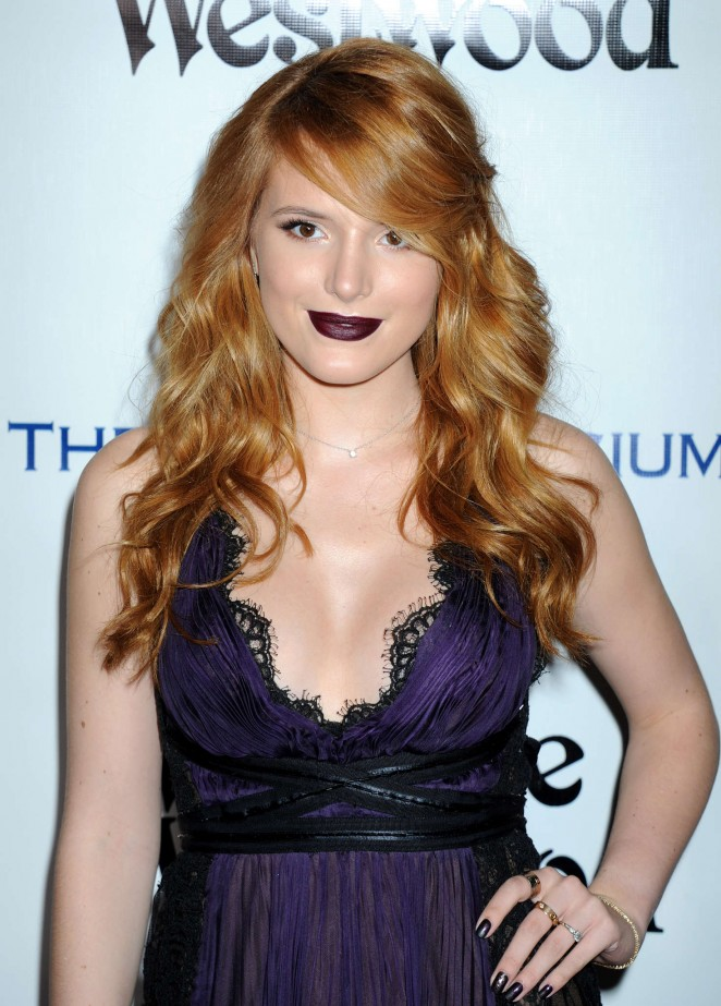 Bella Thorne - The Art of Elysium 2016 HEAVEN Gala in Culver City