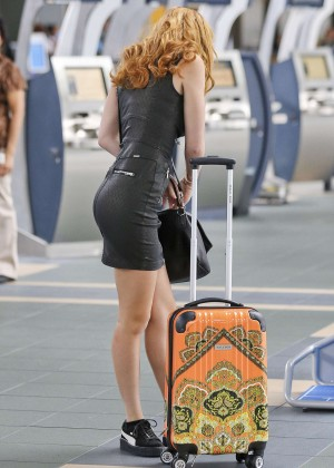 Bella Thorne in Short Dress -14