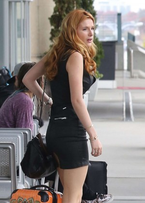 Bella Thorne in Short Dress -15