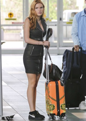 Bella Thorne in Short Dress -16