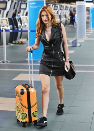 Bella Thorne in Short Dress -22
