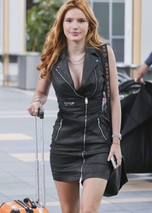 Bella Thorne in Short Dress -32