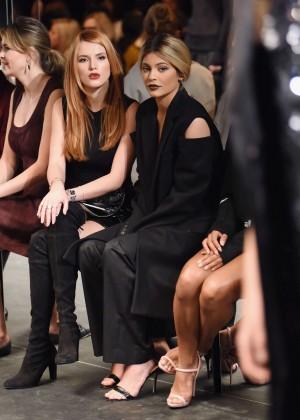 Bella Thorne: Vera Wang Fashion Show at Spring 2016 NYFW -02