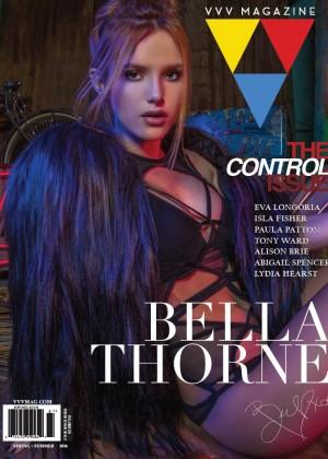 Bella Thorne: VVV Magazine2016 -02