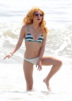 Bella Thorne in Bikini in LA