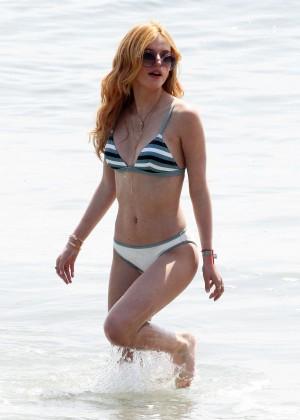 Bella Thorne in Bikini -17
