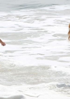Bella Thorne in Bikini -51