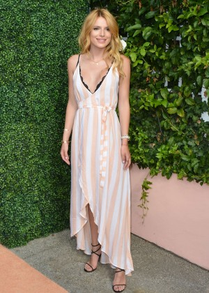 Bella Thorne: Wildfox Fragrance Launch Event -02