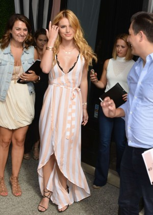 Bella Thorne: Wildfox Fragrance Launch Event -19