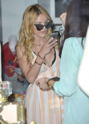 Bella Thorne: Wildfox Fragrance Launch Event -25
