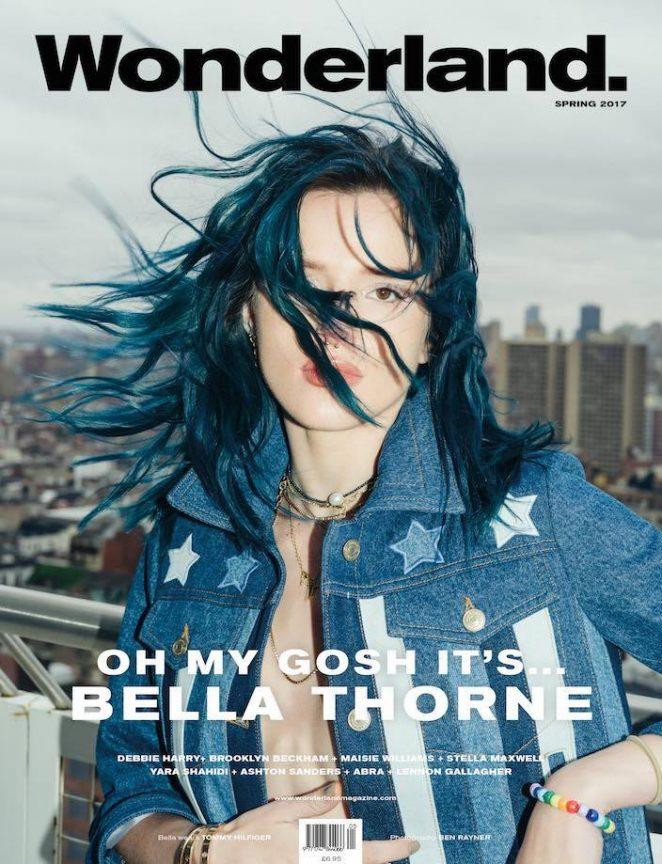 Bella Thorne - Wonderland Magazine (Sprin 2017)
