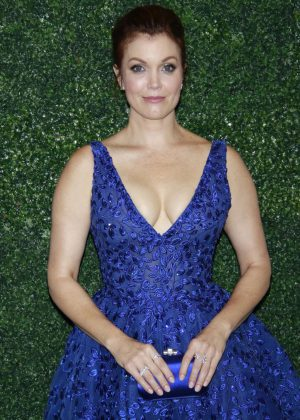 Bellamy Young - 2018 Farm Sanctuary On the Hudson Gala in NYC