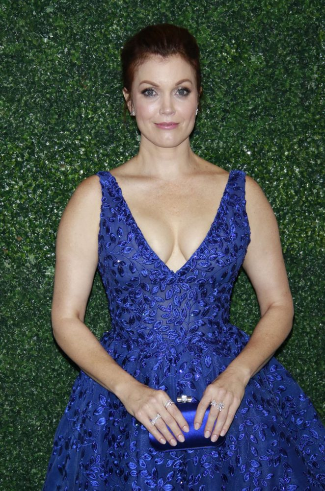 Bellamy Young – 2018 Farm Sanctuary On the Hudson Gala in NYC