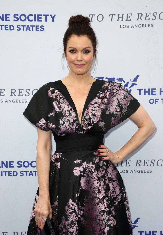 Bellamy Young – 2018 Humane Society Of The United States To The Rescue Gala in LA
