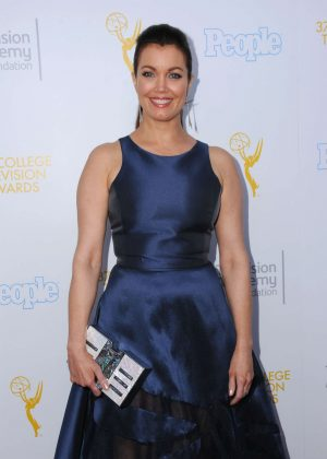 Bellamy Young - 37th College Television Awards in Los Angeles