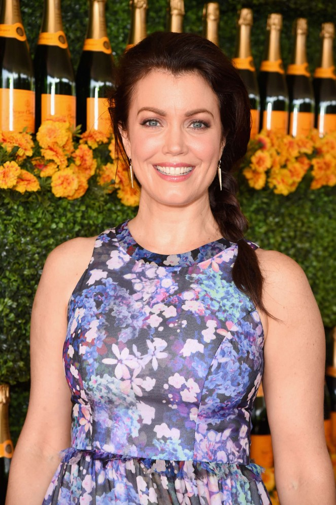 Bellamy Young - 6th Annual Veuve Clicquot Polo Classic in Pacific Palisades