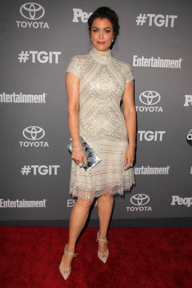 Bellamy Young: ABCs TGIT line-up Celebration -04