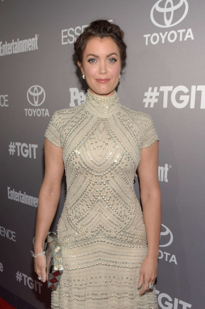 Bellamy Young: ABCs TGIT line-up Celebration -09
