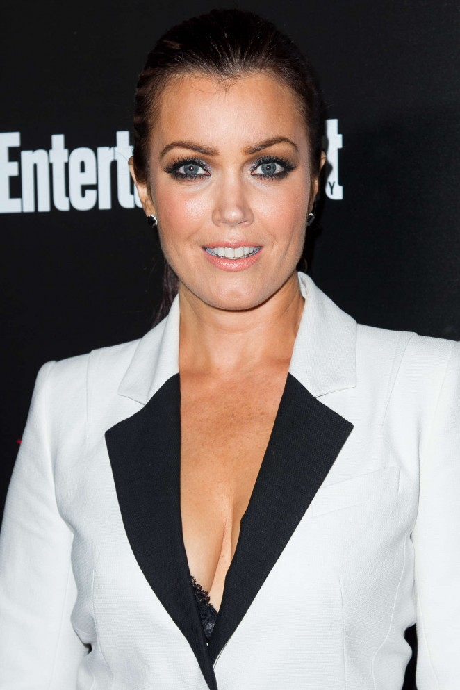 Bellamy Young - Entertainment Weekly's 2015 SAG Awards Nominees in LA