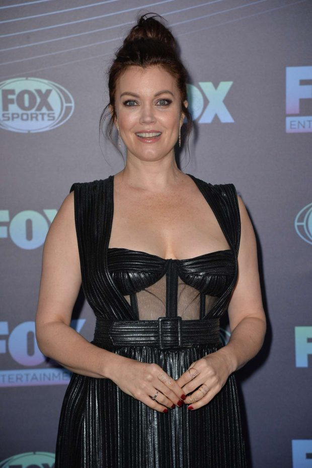 Bellamy Young - Fox Upfront Presentation in NYC