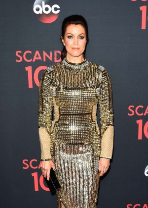 Bellamy Young - 'Scandal' 100th Episode Celebration in WeHo