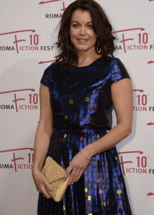 Bellamy Young - 'Shondaland' TV Series in Rome