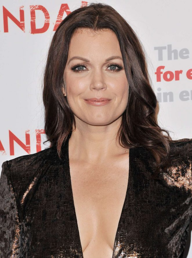 Bellamy Young – The Actors Fund's 'Scandal' Finale Live Stage Reading in Hollywood